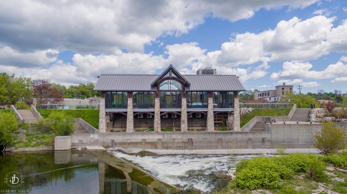 Cambridge Mill Pavilion Wedding Ceremony Kitchener Waterloo Venues