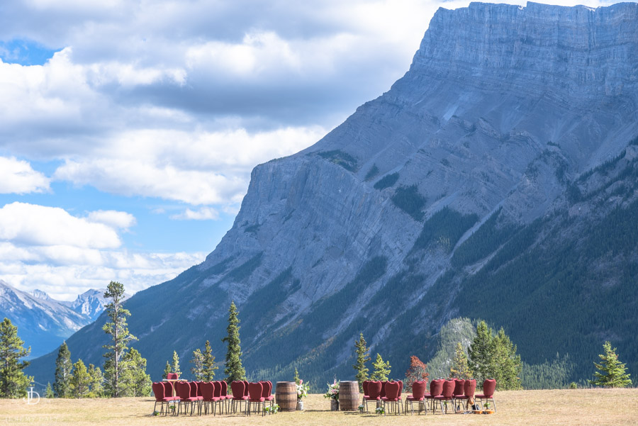 Banff Wedding Videography Photography At Tunnel Mountain